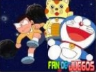 Doraemon And Nobita In Space