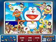 Doraemon Hidden Objects